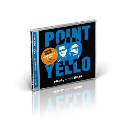 Point (Dolby Atmos Edition) by Yello - BluRay Dolby Atmos - shop now at Yello store