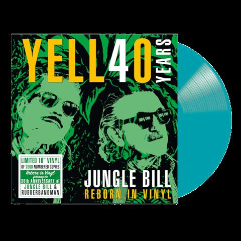 Jungle Bill - Reborn In Vinyl by Yello - Ltd. Colored 10inch LP - shop now at Yello store