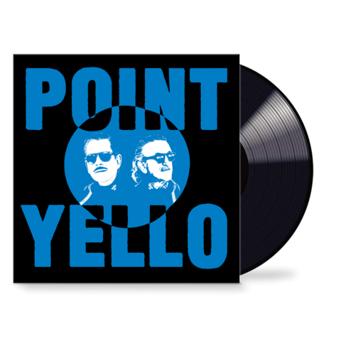Point by Yello - LP - shop now at Yello store