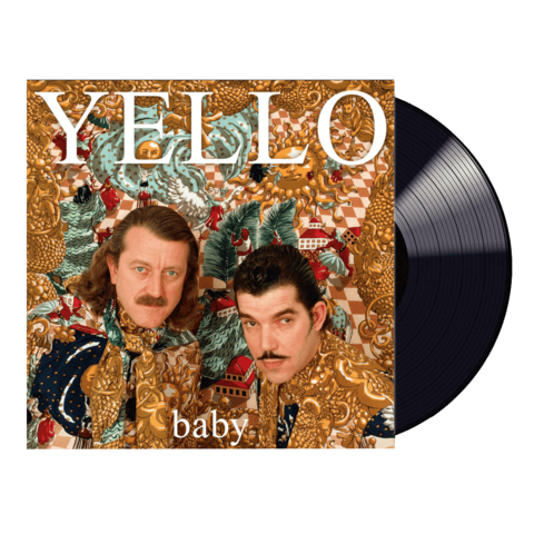 Baby (Ltd. Reissue LP) by Yello - lp - shop now at Yello store