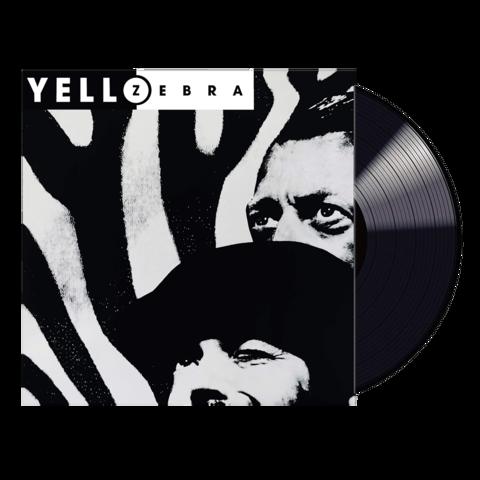 Zebra (Ltd. Reissue LP) by Yello - lp - shop now at Yello store